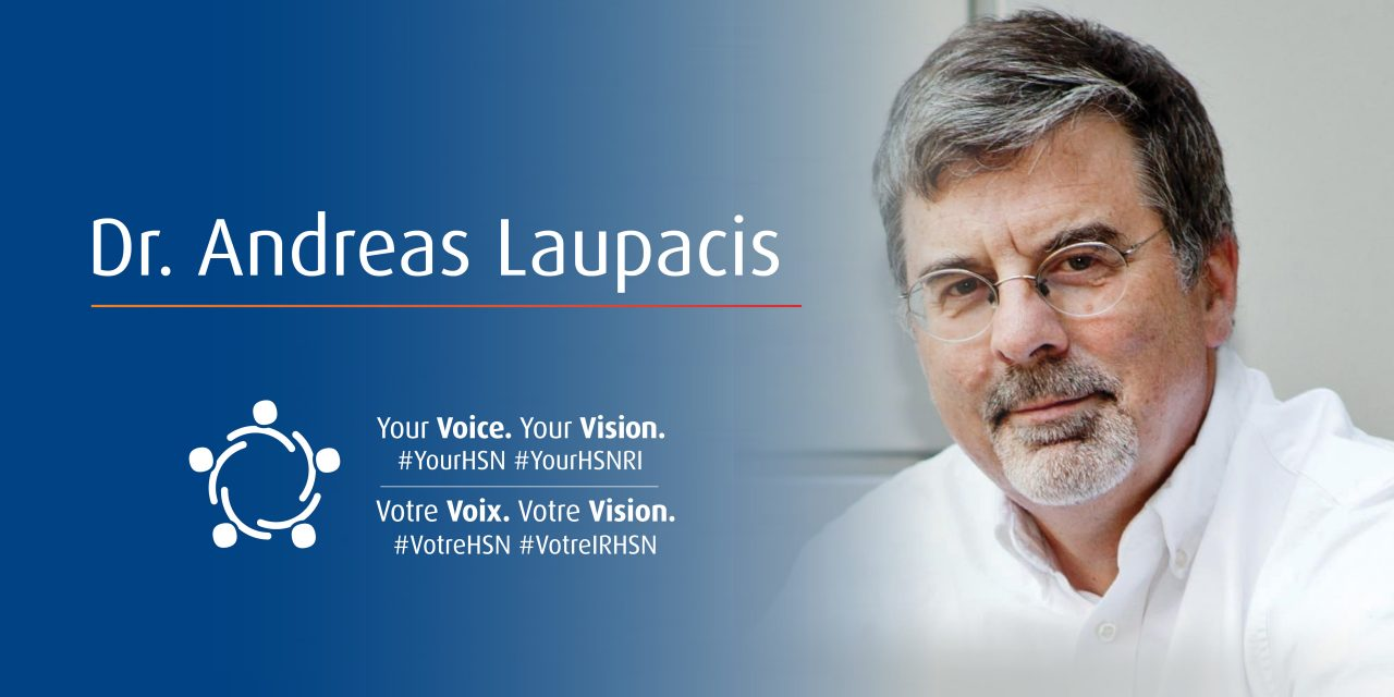 Dr. Andreas Laupacis